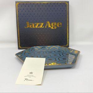 Rosanna Jazz Age Dish